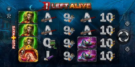 1 Left Alive Casino Slots