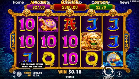 5 Lions Gold Casino Slots