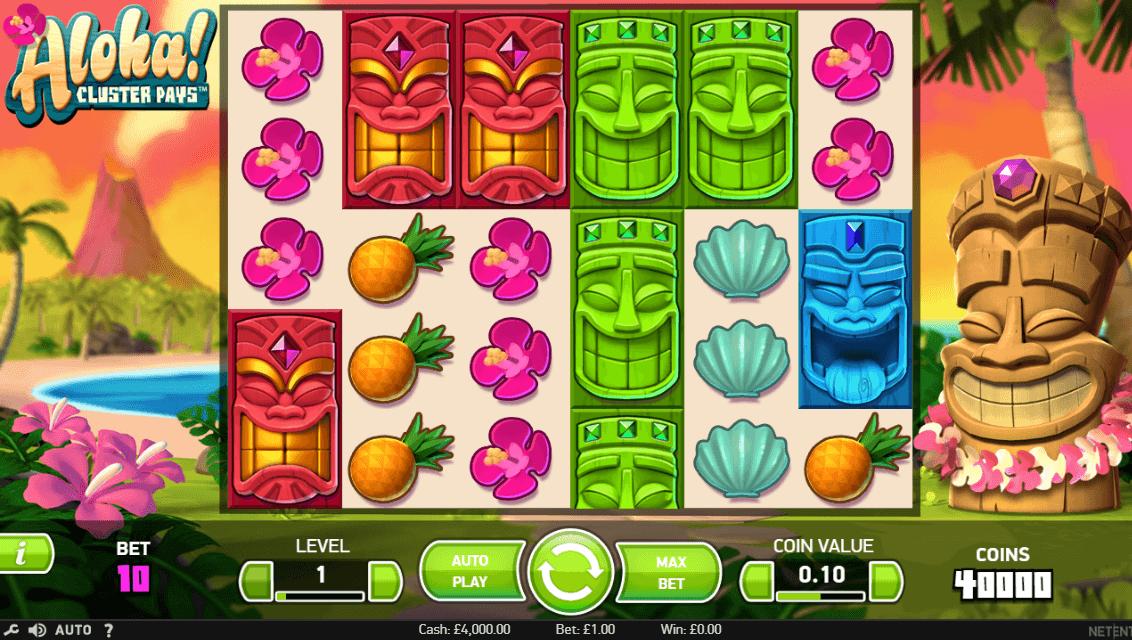 Aloha! Casino Slots