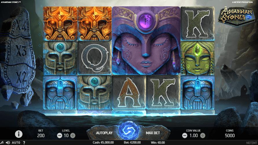 Asgardian Stones Casino Slots
