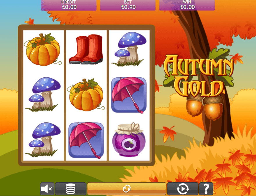 Autumn Gold Casino Slots