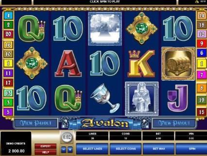Avalon Casino Slots