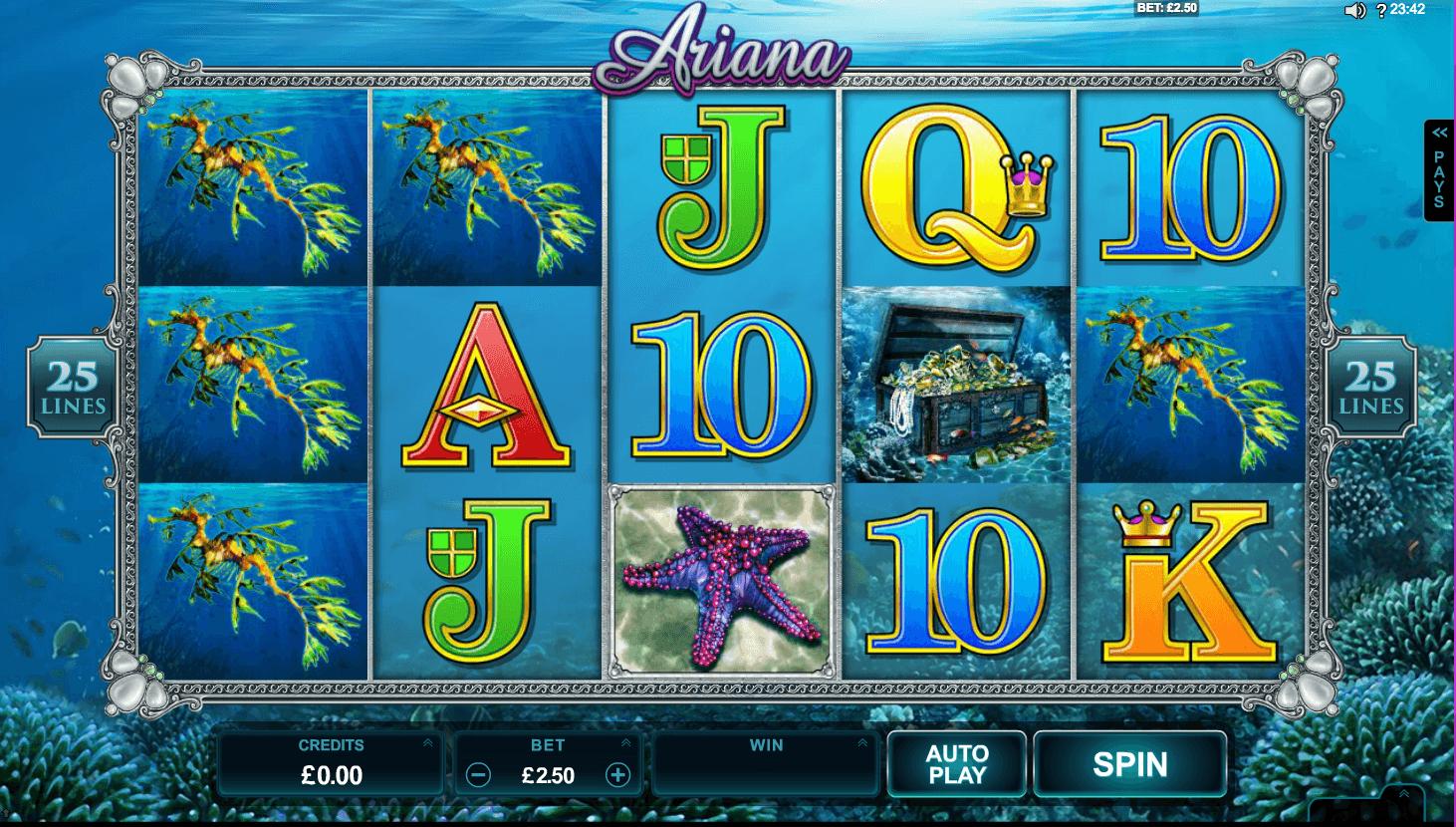 Ariana Casino Slots