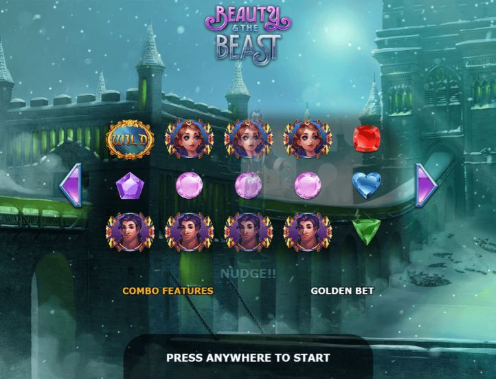 Beauty & The Beast Casino Slots