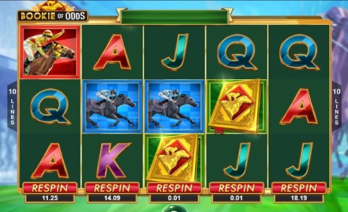 Bookie of Odds Casino Slots