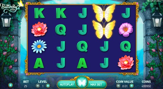 Butterfly Staxx 2 Casino Slots