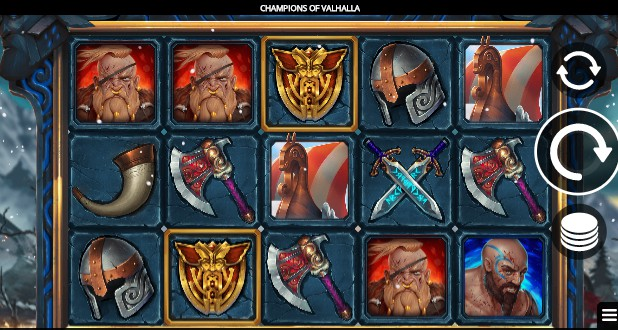 Champions Of Valhalla Casino Slots