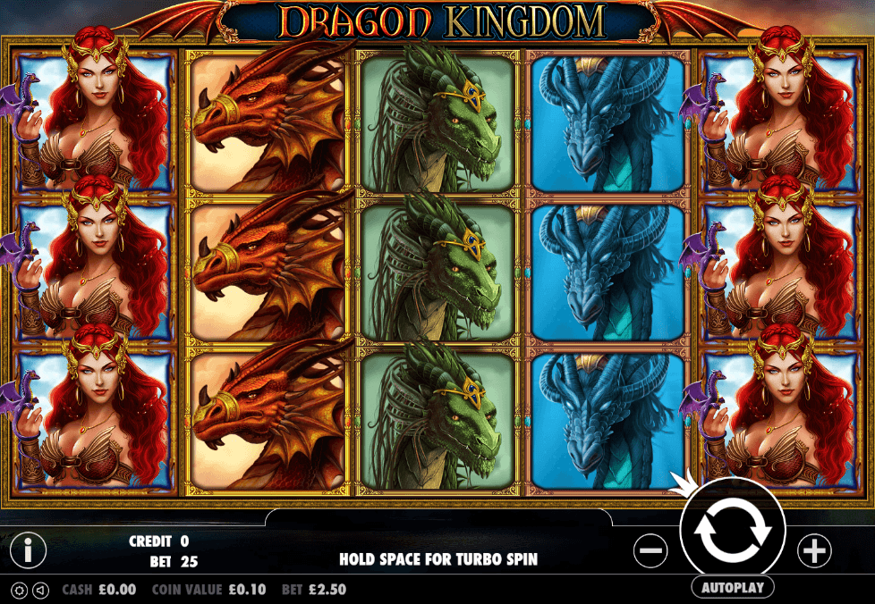 Dragon Kingdom Casino Slots