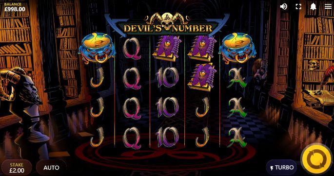 Devil's Number Casino Slots