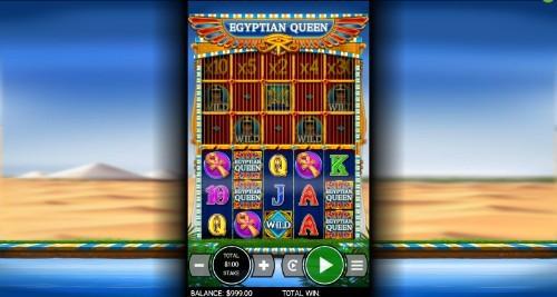 Egyptian Queen Casino Slots