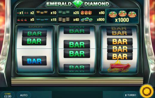 Emerald Diamond Casino Slots