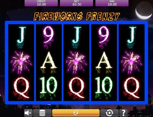 Fireworks Frenzy Casino Slots