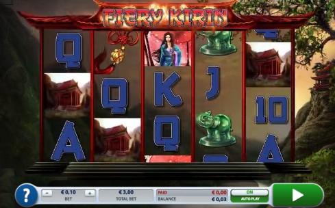 Fiery Kirin Casino Slots