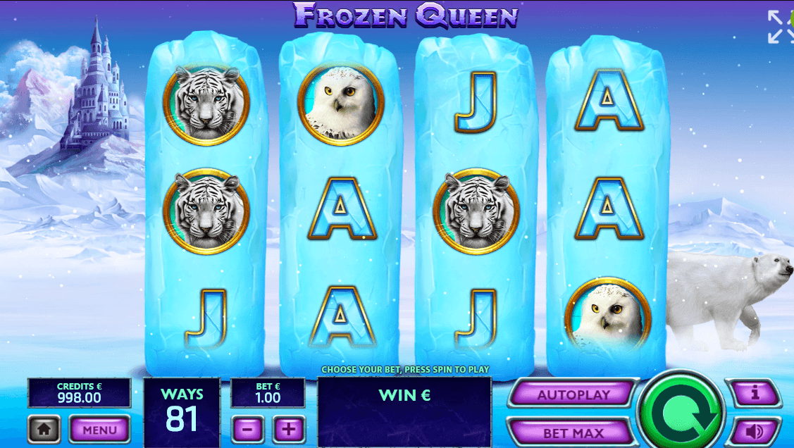 Frozen Queen Casino Slots