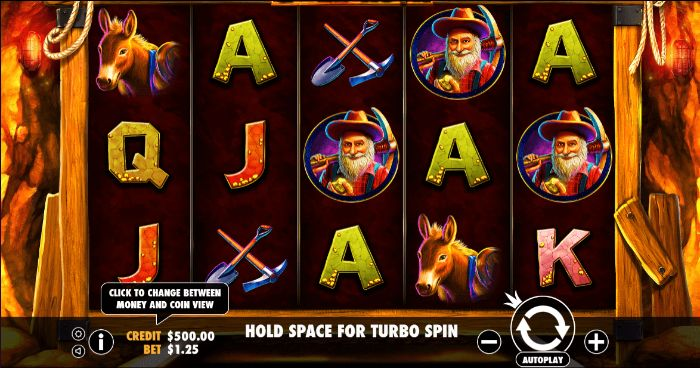 Gold Rush! Casino Slots