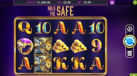 Hold the Safe Casino Slots