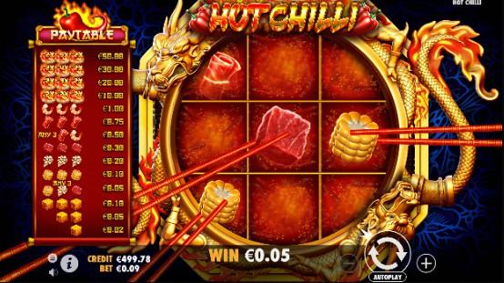 Hot Chilli Casino Slots