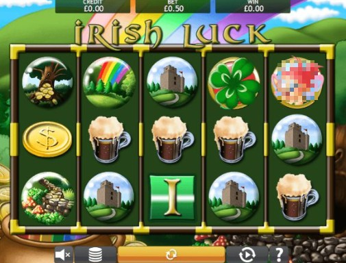 Irish Luck Slot
