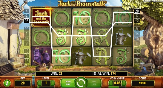 Jack and the Beanstalk Casino Slots