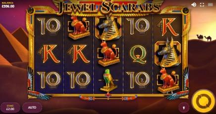 Jewel Scarabs Casino Slots