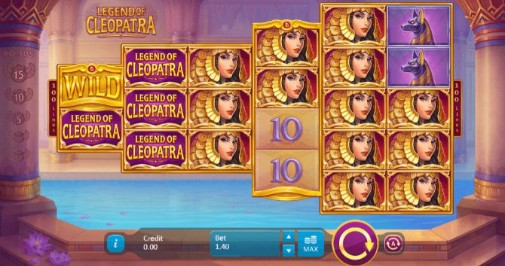 Legends of Cleopatra Slot