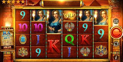 Legacy of Ra Casino Slots