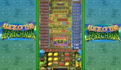 Luck O the Leprechaun Casino Slots