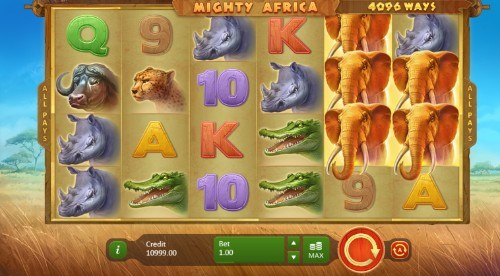 Mighty Africa Casino Slots