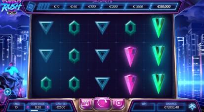 Neon Rush Casino Slots