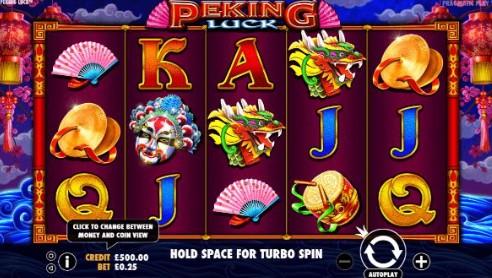 Peking Luck Casino Slots