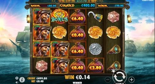 Pirate Gold Casino Slots