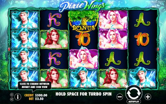 Pixie Wings Casino Slots