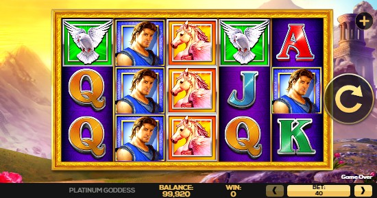 Platinum Goddess Casino Slots