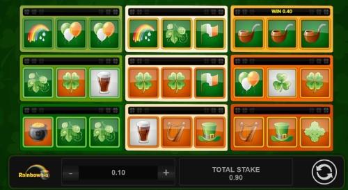 Rainbow 3x3 Casino Slots