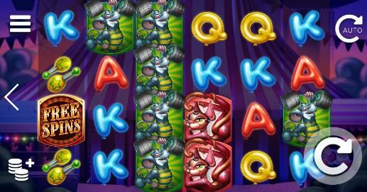 Respin Circus Casino Slots