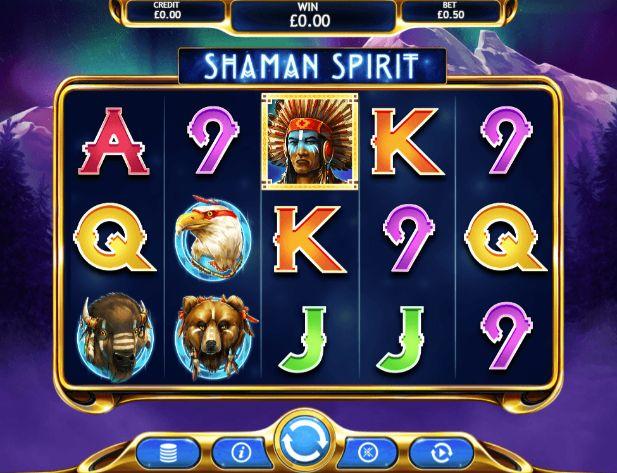 Shaman Spirit Casino Slots