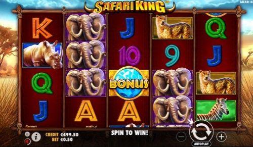 Safari King Casino Slots