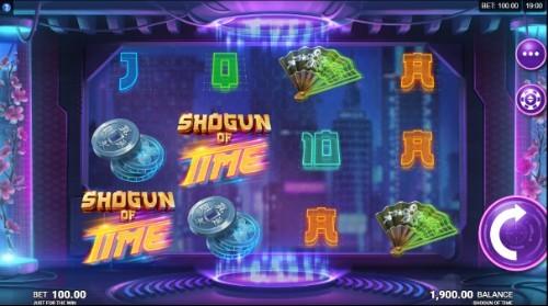 Shogun of Time Casino Slots