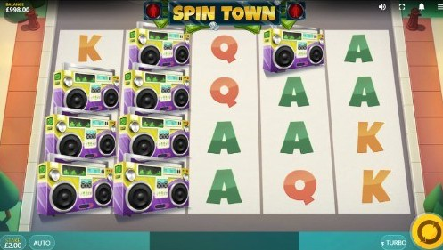 Spin Town Casino Slots