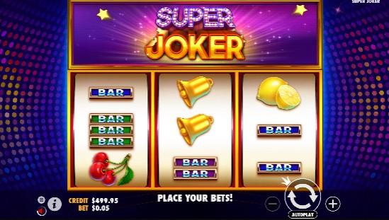 Super Joker Casino Slots