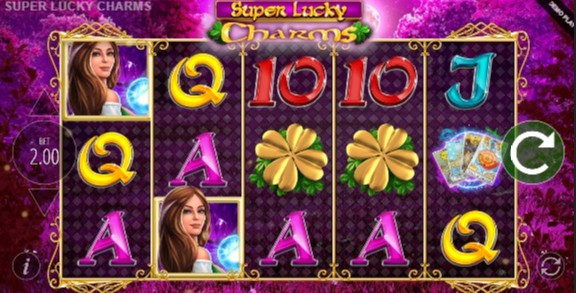 Super Lucky Charms Casino Slots