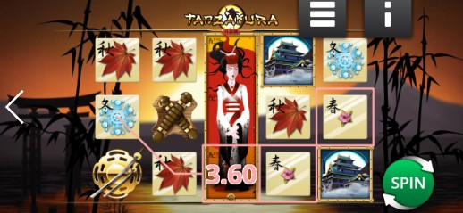 Tanzakura Casino Slots