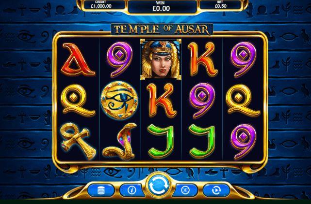 Temple of Ausar Casino Slots