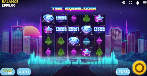 The Equalizer Casino Slots