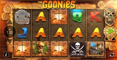 The Goonies slot casino