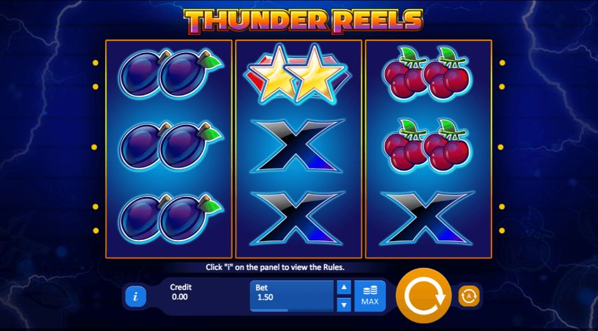 Thunder Reels Casino Slots
