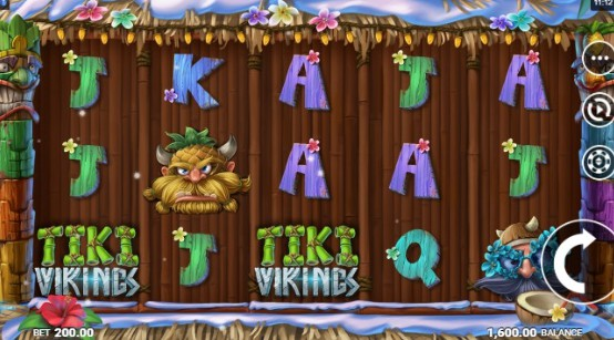 Tiki Vikings Casino Slots