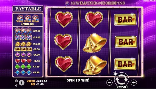 Triple Jokers Casino Slots