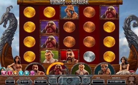 Vikings Go Berzerk Casino Slots