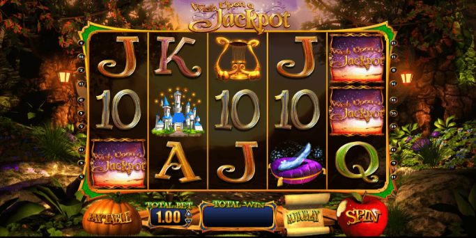 Wish Upon A Jackpot Casino Slots